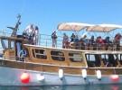 Hvar exscursions Frane boat